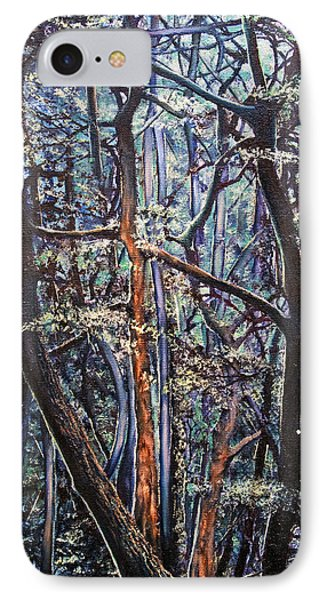 Enchanted Woods IPhone Case