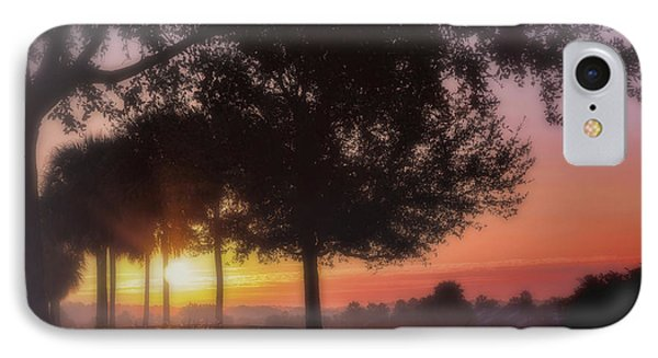 Enchanting Morning Sunrise IPhone Case