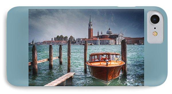 Enchanting Venice IPhone Case by Carol Japp
