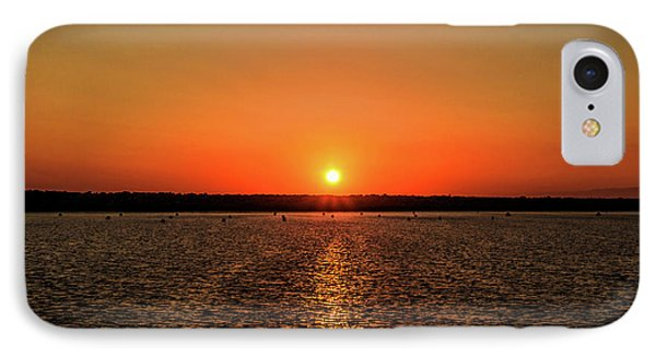 End Of Day IPhone Case by April Reppucci