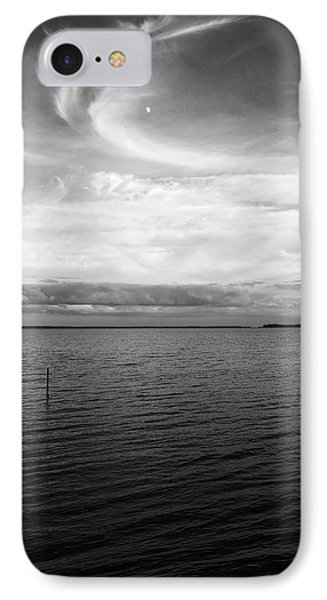 End Of Day On The River IPhone Case