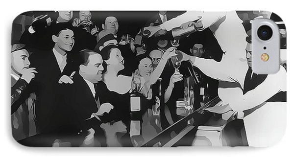 End Of Prohibition At The Bar IPhone Case