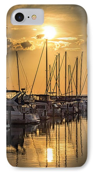 End Of Season IPhone Case by James  Meyer