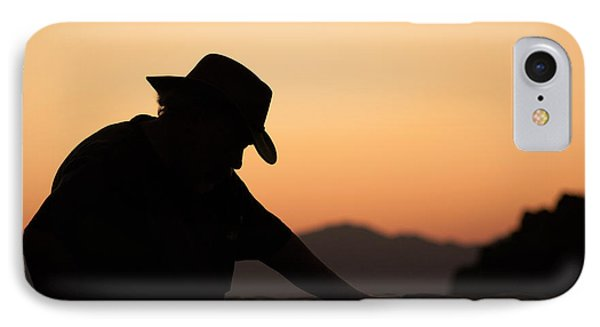 IPhone Case featuring the photograph End Of The Day by Lynn Geoffroy