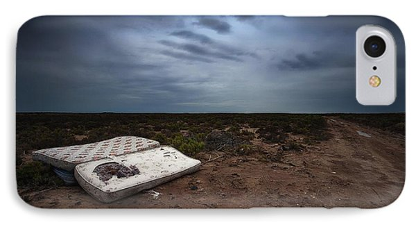 IPhone Case featuring the photograph End Of The Earth by Tim Nichols
