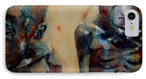 Cross iPhone 7 Case - Endangered Species by Paul Lovering
