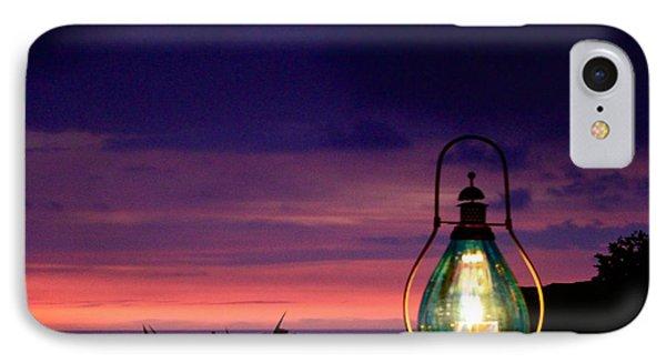 Ending Glow  IPhone Case