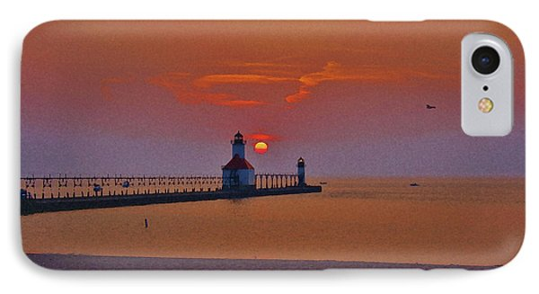 Endless Evening IPhone Case