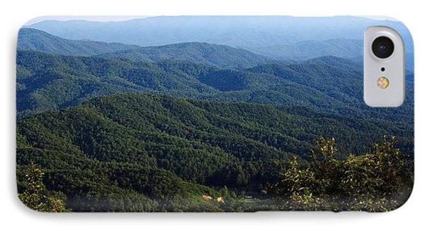 Endless Mountains Phone Case by Amanda Kiplinger