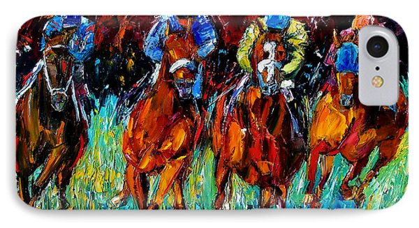 Endurance IPhone Case by Debra Hurd