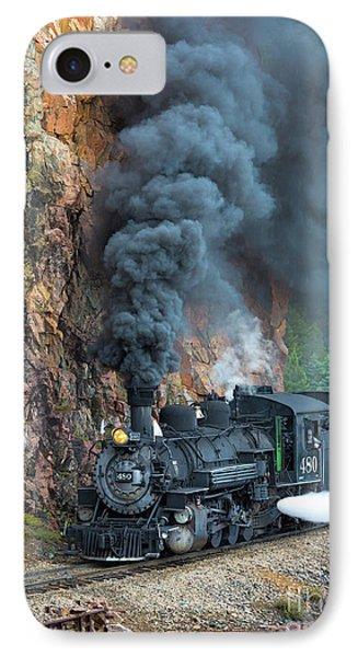 Engine 480 IPhone Case