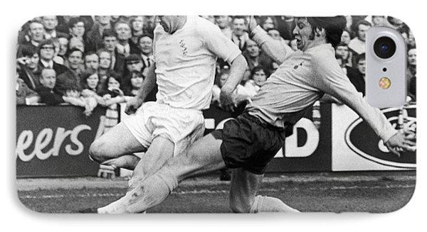 England: Soccer Match, 1972 Phone Case by Granger