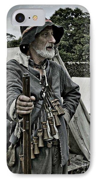 English Civil War Actor 1 IPhone Case