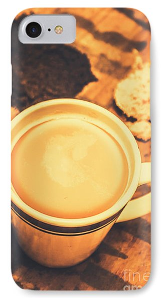 English Tea Breakfast IPhone Case