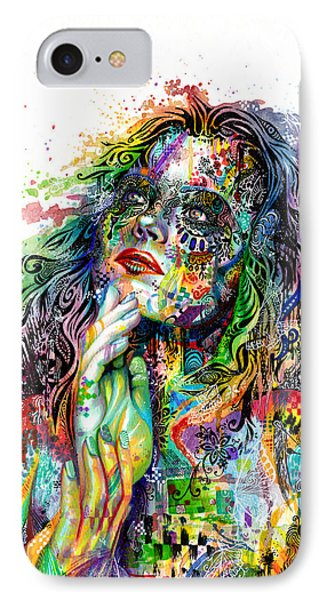 Enigma Phone Case by Callie Fink