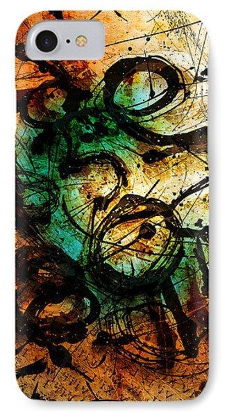 Enigma  IPhone Case by Gary Bodnar