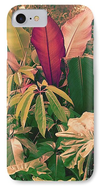 IPhone Case featuring the photograph Enlightened Jungle by Rebecca Harman