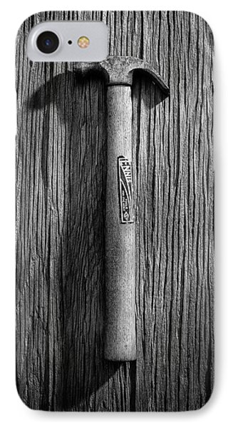 Ennis Hammer IPhone Case by YoPedro