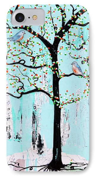 Enroute Phone Case by Natalie Briney