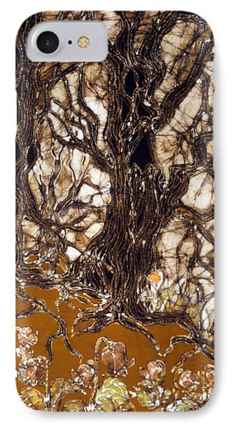 Ent Tree Forest Phone Case by Carol Law Conklin