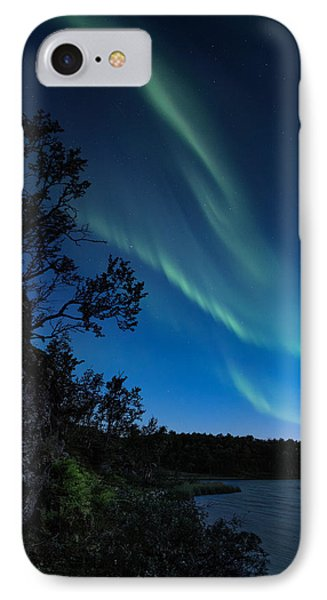 Enter Night IPhone Case