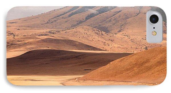 Entering The Serengeti IPhone Case
