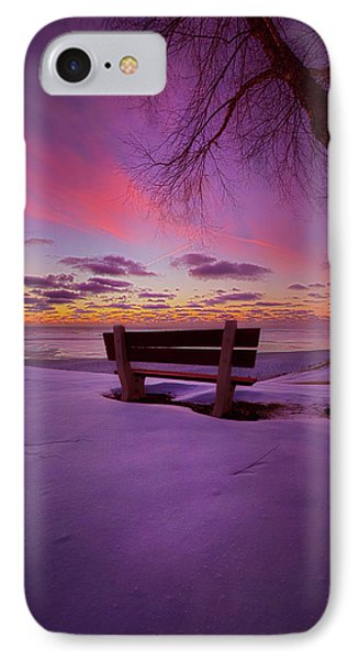 IPhone Case featuring the photograph Enters The Unguarded Heart by Phil Koch