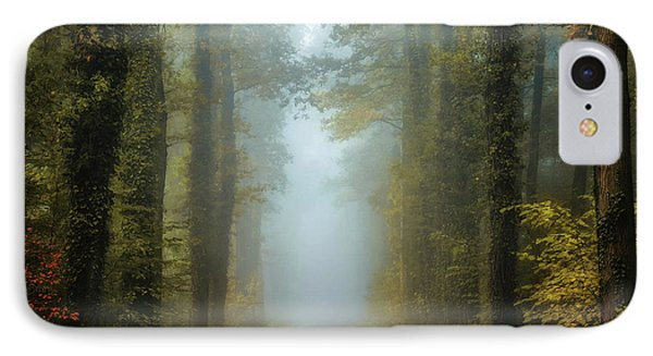 Entrance To Autumn IPhone Case
