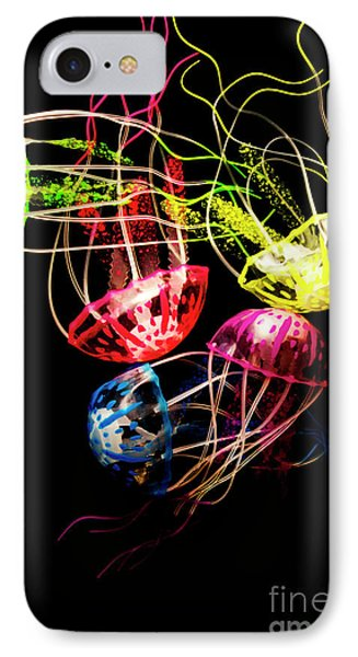 Entwined In Interconnectivity IPhone Case