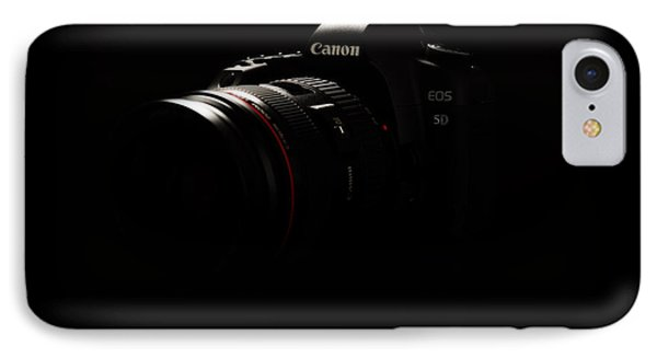 Eos 5d Mark II IPhone Case by Rick Berk