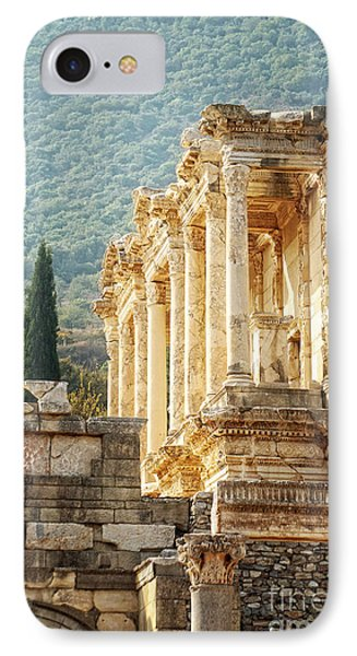 Ephesus - Library Of Celsus IPhone Case