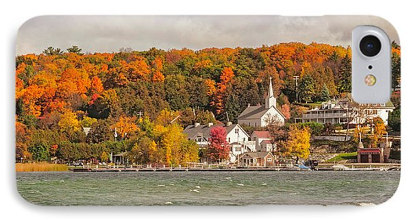 IPhone Case featuring the photograph Ephraim Wisconsin In Door County by Heidi Hermes