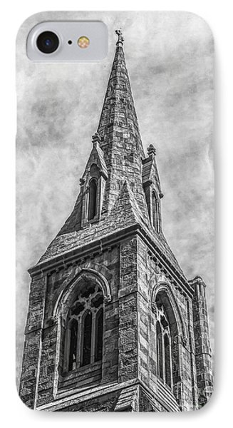 Episcopal Church Of The Incarnation - Nyc IPhone Case by Nick Zelinsky
