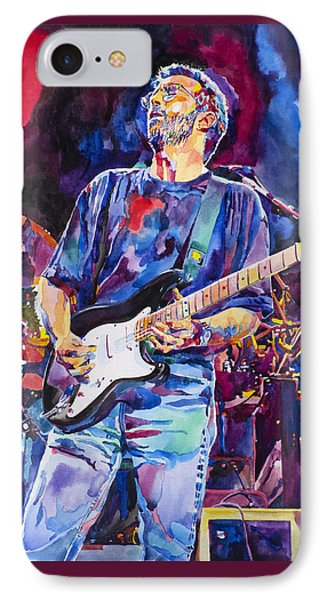 Eric Clapton And Blackie IPhone 7 Case