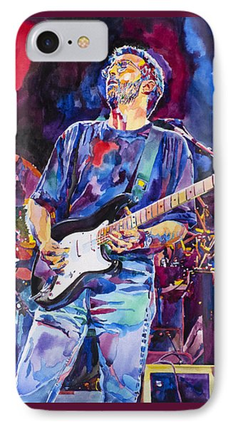 Eric Clapton And Blackie IPhone Case