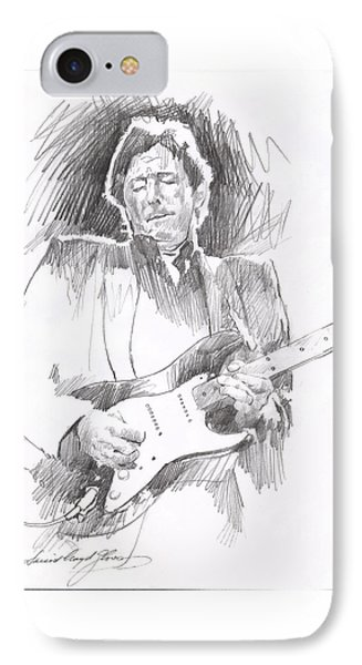 Eric Clapton Blackie IPhone 7 Case