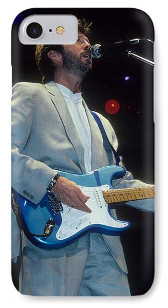 Eric Clapton Phone Case by Rich Fuscia