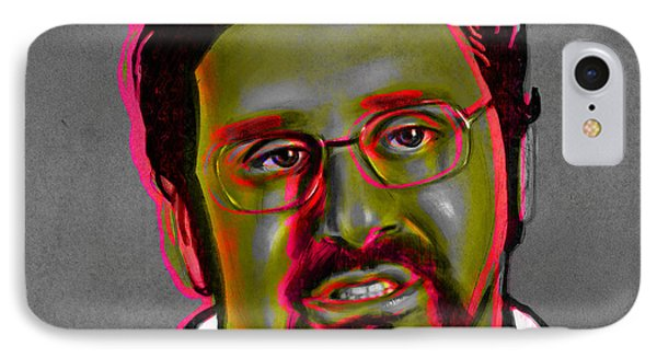 Eric Wareheim Phone Case by Fay Helfer