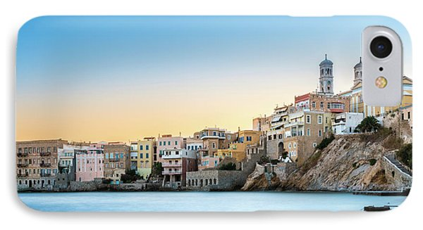 Ermoupoli - Syros / Greece. IPhone Case by Stavros Argyropoulos