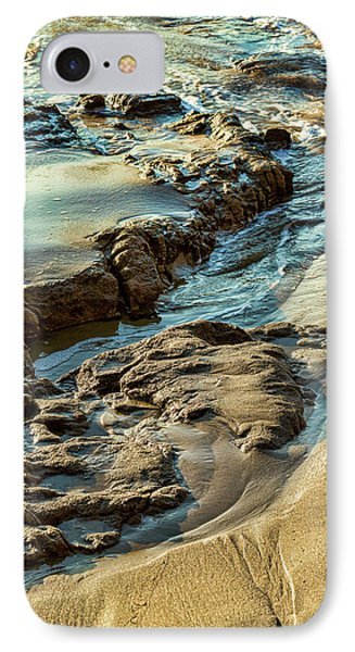 Erosion IPhone Case by Kelley King
