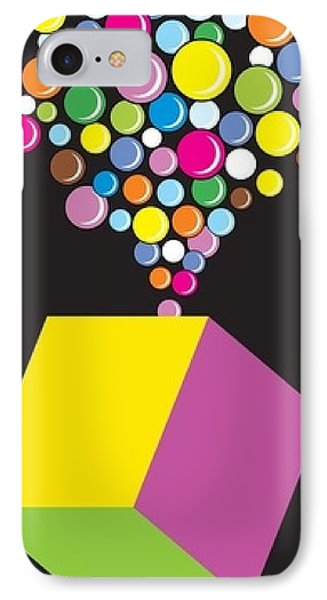 Eruption IPhone Case by Now