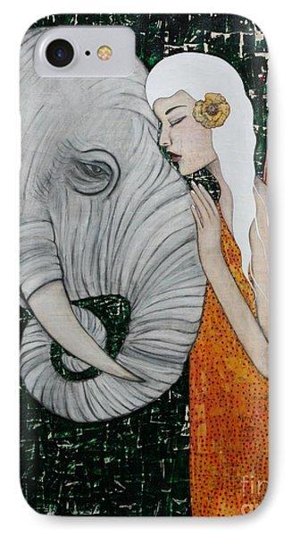 Erynn Rose Phone Case by Natalie Briney