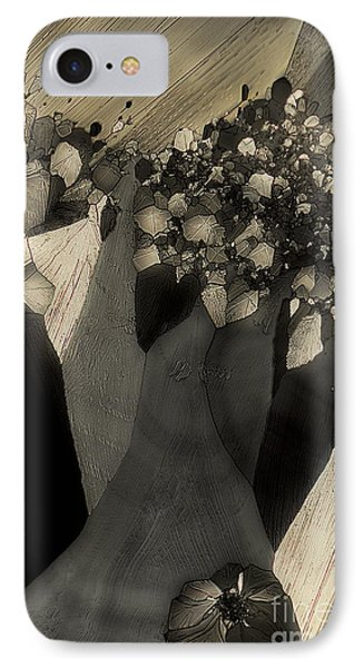 IPhone Case featuring the photograph Escape by Olimpia - Hinamatsuri Barbu