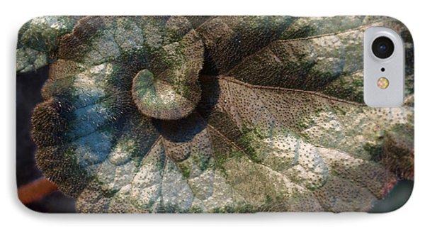 Escargot Begonia IPhone Case