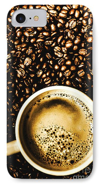 Espresso Roast IPhone Case by Jorgo Photography - Wall Art Gallery