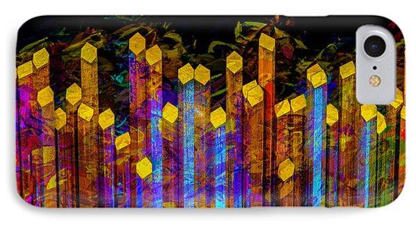 Essence De Lumiere IPhone Case by Paul Wear