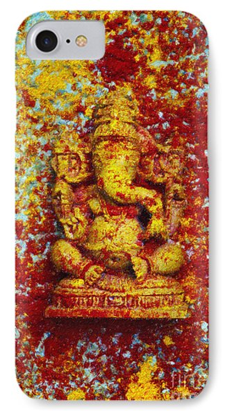 Essence Of Ganesha IPhone Case