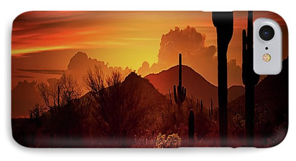 IPhone Case featuring the photograph Essence Of The Southwest - Square  by Saija Lehtonen
