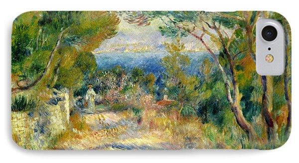 Estaque Phone Case by Renoir