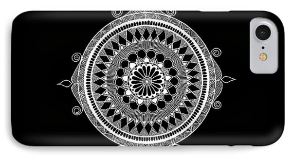 iPhone 7 Case - Estrella Mandala by Anmol Jauher